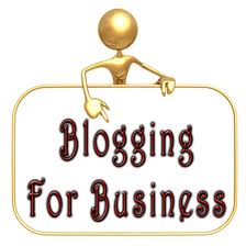 It's all about Business Blogging!