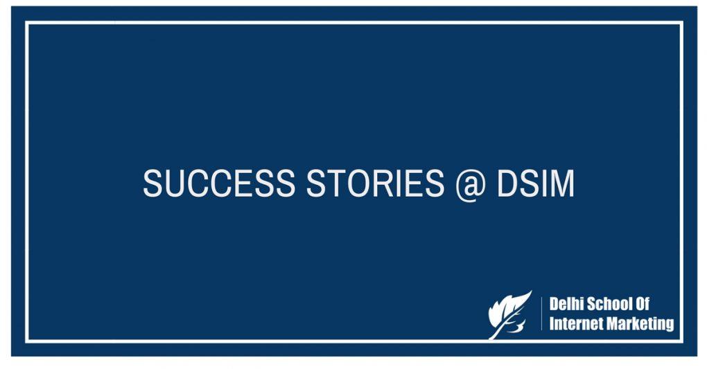 success stories at DSIM