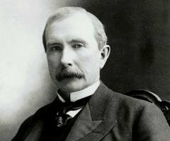 An analysis john d rockefeller and the us steel company founded by andrew carnegie