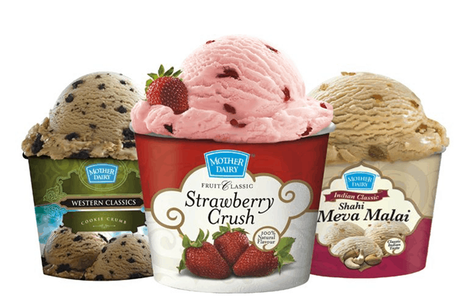 arun icecream case study Ice cream, in this case), the longer it takes for flavor molecules to be released flavor molecules trigger receptors on the mouth and tongue.