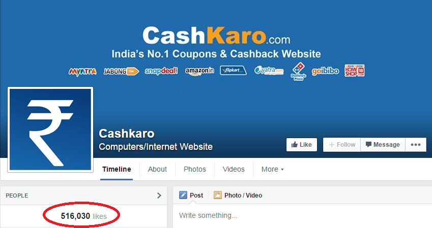 how-cashkaro-reached-a-mark-of-2-9lacs-fans-on-facebook-from-just-17000-fans-in-less-than-six-months-4