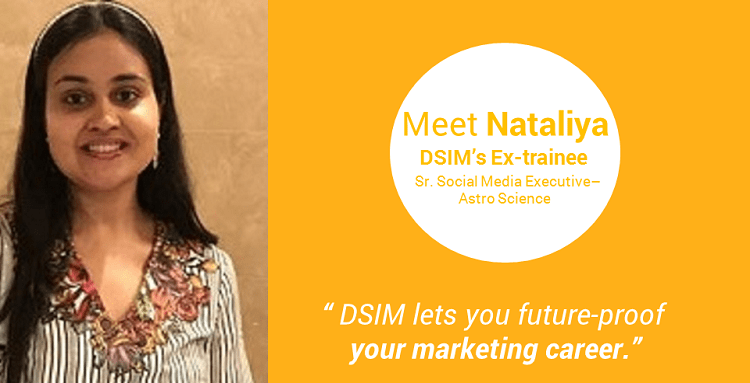 Review-by- Nataliya Singh-(DSIM-Trainee)- DSIM lets you future-proof your marketing career