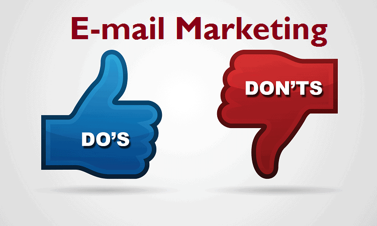 email's do and dont-dsim