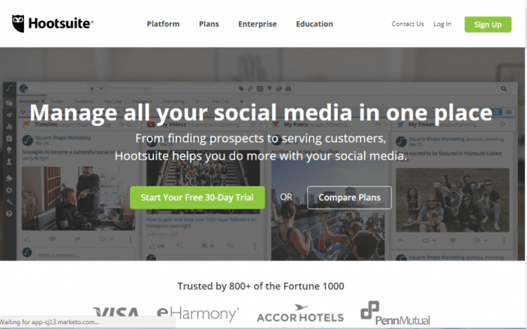 hootsuite social sweepstakes 12 best apps to create social media contests 2880