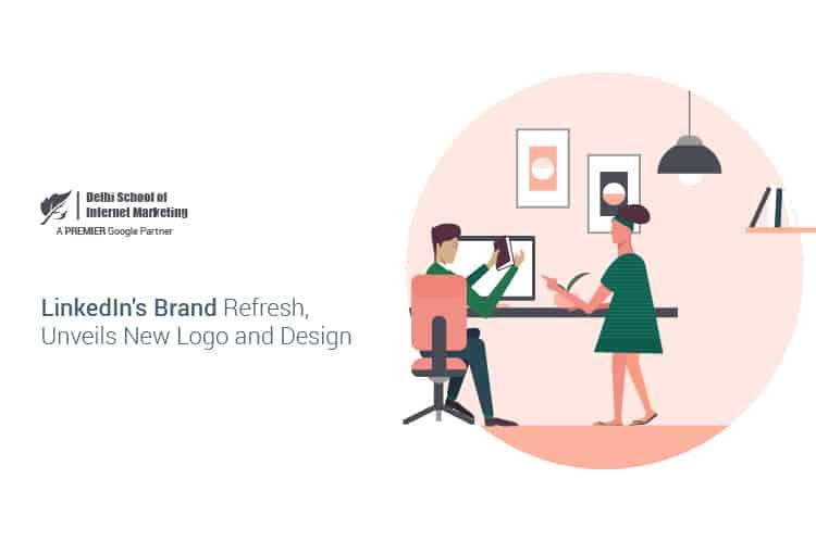 Linkedin S Brand Refresh Unveils New Logo And Design